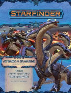 Starfinder RPG Adventure Path #24: The God-Host Ascends (Attack of the Swarm 6 of 6)